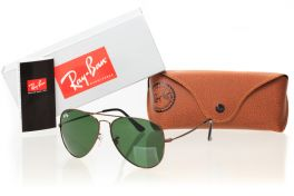 Солнцезащитные очки, Модель 3535D-green-br