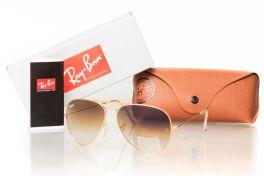 Солнцезащитные очки, Ray Ban Original 3026Gold