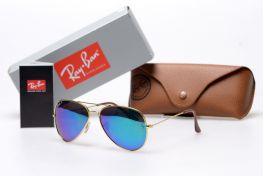 Солнцезащитные очки, Ray Ban Aviator 3025w3279p