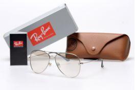 Солнцезащитные очки, Ray Ban Aviator 3026c13