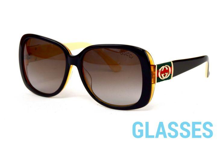 Женские очки Gucci 4011c09-br