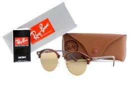 Солнцезащитные очки, Ray Ban Round Metal 4246-brown