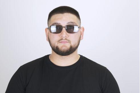 Мужские очки хамелеоны 8437-с1